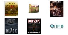 Kindle Book Deals For Monday Evening