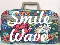 Love this blog!!! Smile and Wave! ;)