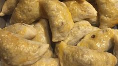 Mediterranean Meat Pies (Sfeeha) - Thick-Style Lebanese Garlic Sauce-A ...