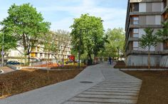 Olatz lopez / Architecte Paysagiste: Aménagement des espaces publics / Résidentialisation