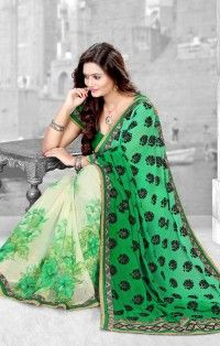 palatial-green-colour-georgette-flower-print-saree-800x1100.jpg