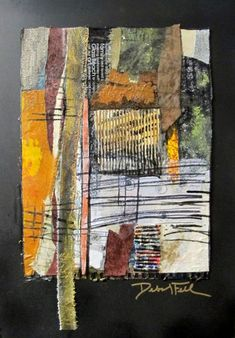 Mixed Media | Blog » Deborah Fell Art Quilts