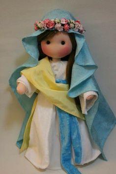 1 million+ Stunning Free Images to Use Anywhere Christmas Nativity, Felt Christmas, Christmas Crafts, Christmas Ornaments, Christmas Decorations, Turquoise Christmas, Polymer Clay Christmas, Waldorf Dolls, Soft Dolls