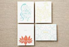 S/8 Assorted Yoga Cards on OneKingsLane.com