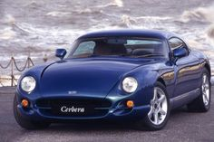 TVR, one of the United Kingdom's storied sports car brands, set to make a sensational comeback.