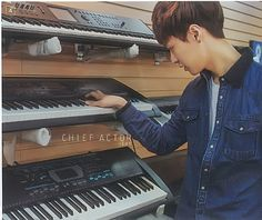 Lay for The Celebrity Magazine, Vol. 5, March 2014 Issue