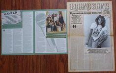 INXS - Michael Hutchence, Articles / Clippings Magazine | eBay