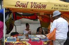Solos from Harlem: The Harlem Book Fair and Cultural Continuity
