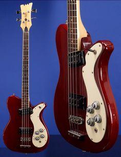 Mosrite bass Box Guitar, Bass Guitars, Music Instruments, Electronics, Musical Instruments, Consumer Electronics