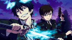 We are getting more Blue Exorcist anime, as series is getting a new OVA