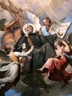 San Paulo de la Cruz, ruega por nosotros