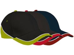 6 Panel Trio Cap - Branded Caps & Headwear Supplier in South Africa - Best Branded Headwear & Caps for you - IgnitionMarketing.co.za