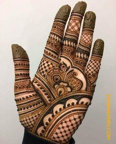 Easy Mehndi Designs, Henna Hand Designs, Dulhan Mehndi Designs, Latest Mehndi Designs, Mehandi Designs, Mehendi, Mehndi Designs Finger, Palm Mehndi Design, Mehndi Designs For Beginners