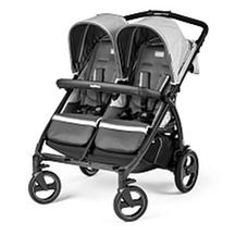 Peg Perego Book for Two Classico Double Stroller - Atmosphere