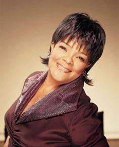 Shirley Caesar...gospel singer, songwriter and recording artist.
