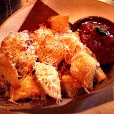 Fried Ravioli @ Jamie's Italian in London - England