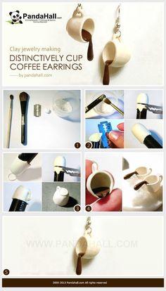 Cocoa or coffee mugs
