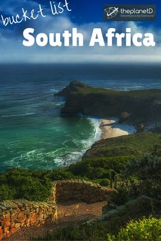 28 Reasons Why South Africa should be on your Bucket List | The Planet D: Adventure Travel Blog >> http://theplanetd.com/28-reasons-south-africa-bucket-list/