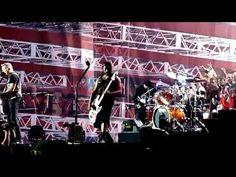 Metallica - Fuel (Live at Rock In Vienna Austria All About Music, Vienna Austria, Metallica, Rock, Live, Places, Youtube, Skirt, Locks