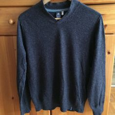 White Stuff man wool sweater vintage cashmere pullover