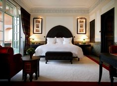 Lifestyle - Exclusive Hotel Mamounia in Marrakech |