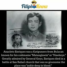 At A Glance, Pinoy, History Facts, Archaeology, My Hero, Philippines, Culture, Life, Revolution