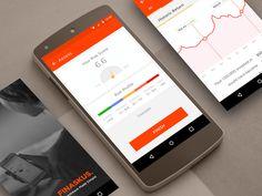 Finance app for better investment by Eliyas Mohamed