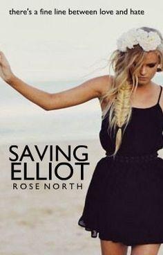 "Read ""Saving Elliot"" #teen-fiction #humor"