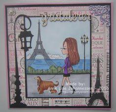 Mine Prosjekter: Promenade in Paris