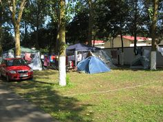 Campings in Romania
