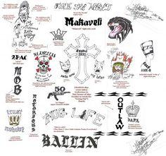 2Pac – 2Pac's Tattoos Lyrics   Genius