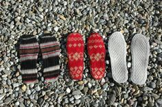 Cozy Wool Insoles Size Large by ArnicArt on Etsy, $12.00