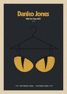 Danko Jones - Wild Cat Tour 2017