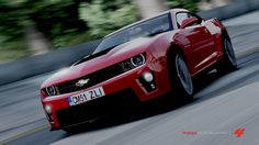 Forza Motorsport 4 - Chevrolet Camaro ZL1