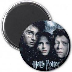 Harry Potter and the Prisoner of Azkaban Magnet