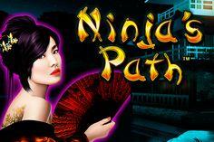 Ninja's Path ist ein spannendes #Novomatic #Spielautomat mit Japanisches Thematik! Probiere es frei ohne Anmeldung zu spielen!