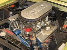 1967 SHELBY GT500 FASTBACK - Barrett-Jackson Auction Company - World's Greatest Collector Car Auctions
