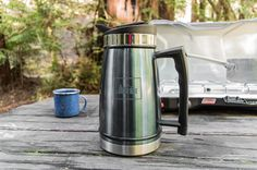 Heading north this summer? Here's the best coffee maker for camping.