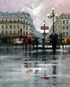 Gallery :: Peter Fennell - OIL :: 20
