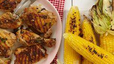 Grilled Lemon Chicken | Dashrecipes.com