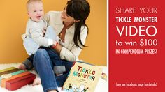 Tickle to win! #contest