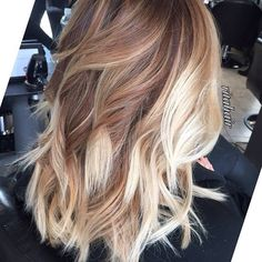 I want this color, but maybe with some subtle red highlights and/or lowlights???…