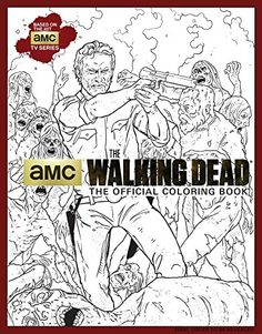 42 Best Coloring Pages The Walking Dead Images Coloring Pages