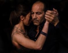 Tango in Naples, Italy - Photo by Adam Allegro