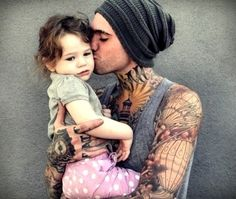 love love this picture! it just something with a guy with tattoos <3
