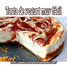 Cheesecake with Guava Swirl (Puerto Rico) Köstliche Desserts, Delicious Desserts, Yummy Treats, Sweet Treats, Dessert Recipes, Yummy Food, Guava Desserts, Guava Recipes, Cuban Recipes