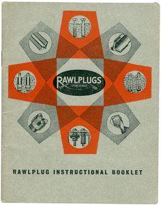 rawlplug instructional booklet by maraid, via Flickr
