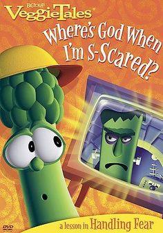 Veggie Tales: Where's God When I'm Scared (DVD) (Veggie Tales:Where's GOD When I'M SCA), Red