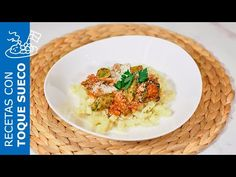 Cocina con IKEA: receta rápida de pasta vegetariana - IKEA - YouTube Risotto, Ikea, Veggies, Ethnic Recipes, Youtube, Food, Fast Recipes, Tasty, Ethnic Food