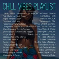 Chill music to listen to at any time Relax your mind with some smooth R&B & Rap Informations About Chill music to listen to at any time Relax your mind with some smooth R&B & Rap Pin You can easily us Rap Songs, News Songs, Music Songs, Music Mood, Mood Songs, Playlists, Rap Playlist, Road Trip Playlist, Good Vibe Songs
